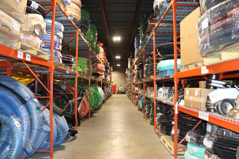 Hydrovac Hose Warehouse